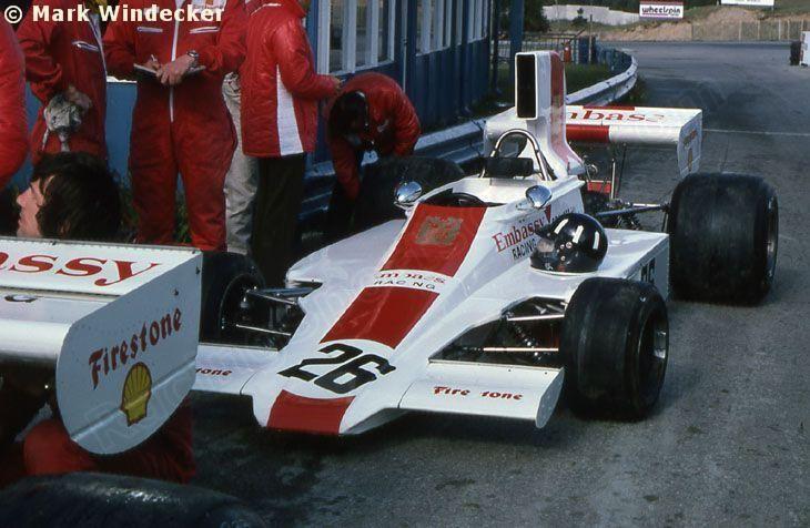 1974 GP Kanady (Graham Hill)  Lola T370 - Ford