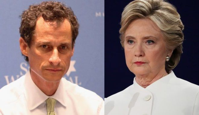Clinton Rat Flips: Weiner Makes Bombshell Confession About 'Russian Collusion'