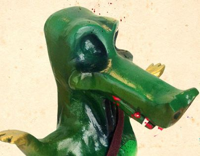 "Check out new work on my @Behance portfolio: ""Arnulfo El Putodrilo"" http://on.be.net/1BZRUhk"
