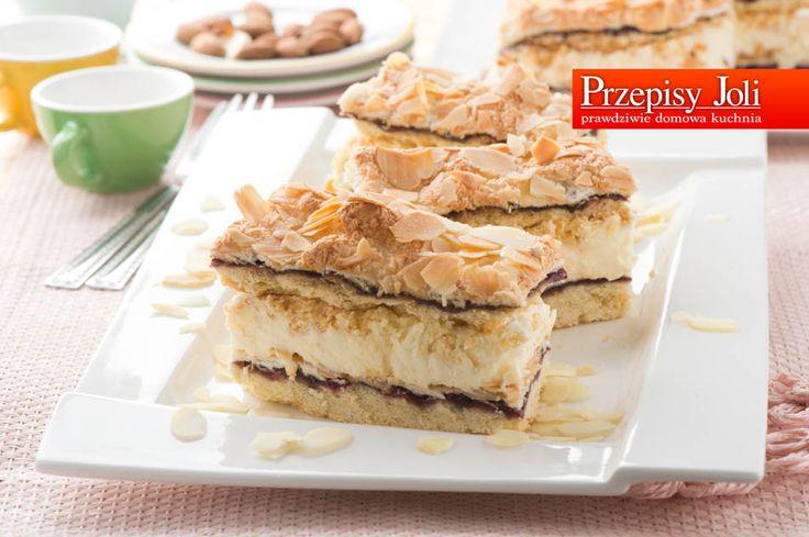 PANI WALEWSKA - NAJLEPSZY PRZEPIS - to wykwintne ciasto na specjalne okazje. Przepis wypróbowany wielokrotnie, idealnie sprawdza się na wesela.