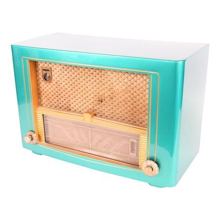 Vintage Philips International Radio