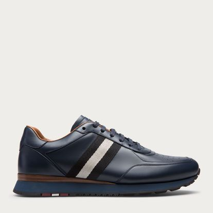 ASTON - DARK NAVY 14 CALF Trainers