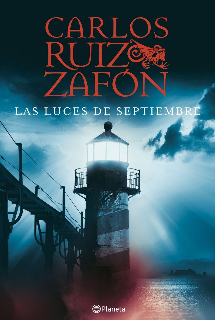 """""""Las luces de septiembre"""" de Carlos Ruíz Zafón. Ficha elaborada por Francisco Asensio."""
