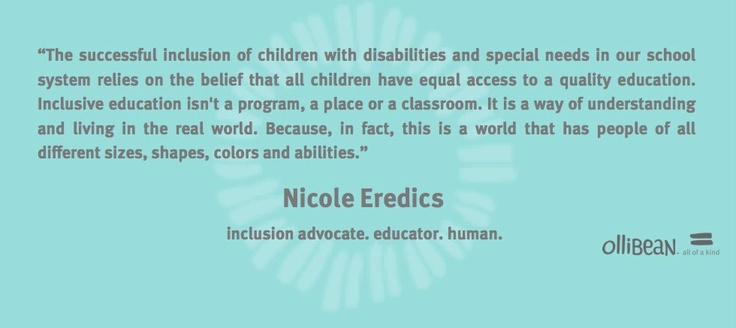 benefits of inclusive education pdf