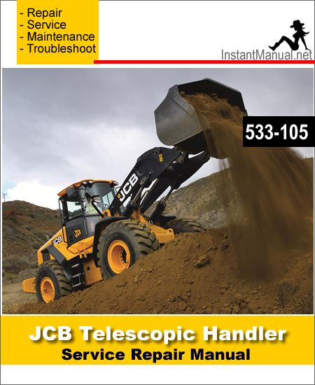 30 best jcb telescopic handler service manual pdf images on download jcb 533 105 telescopic handler service repair manual repair manuals fandeluxe Images