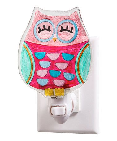 17 Best Images About Night Lights On Pinterest Owl Pink