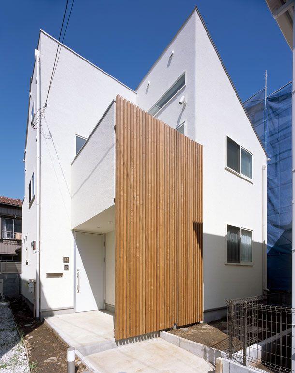 CASE 191 | リビングが広がる家(東京都大田区) |ローコスト・低価格住宅|狭小住宅・コンパクトハウス | 注文住宅なら建築設計事務所 フリーダムアーキテクツデザイン