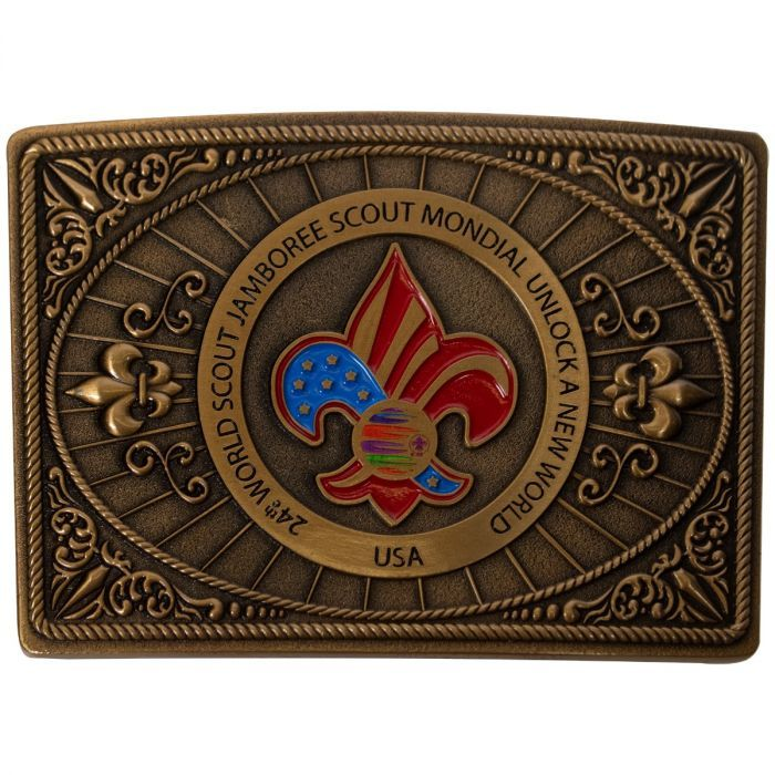 100 Years of World Scouting CANADIAN SCOUTS 1 World 1 Promise Souvenir Patch SET