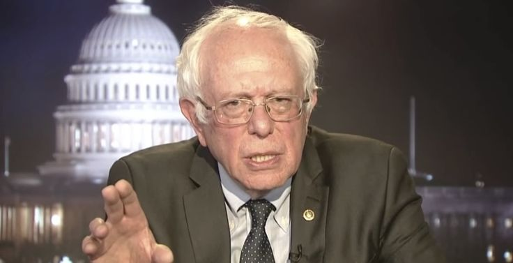 12 Glaring Omissions, Contradictions and Lies Bernie Sanders Spotted in Trump's Address | Alternet