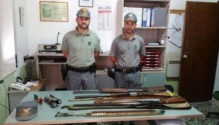 Cinghiali abbattuti e nascosti in un fuoristrada, tre cacciatori denunciati dal…