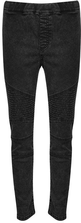Liz Collection Stitch Detail Jegging $119.95 AUD  Pull on elastic waist skinny leg jegging with stitch leg detail, two back pockets Cotton/Polyester/Elastane Item Code: 046781