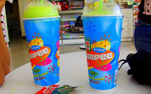 a slurpee sounds amazing right about now!