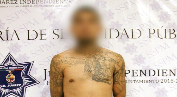 Por escucharla hablar por teléfono con un amigo, sujeto golpea a su esposa en Juárez y acaba tras las rejas; En colonia Paseos del Alba | El Puntero
