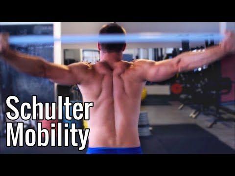 Mobility Drill | Rotatorenmanschette - YouTube