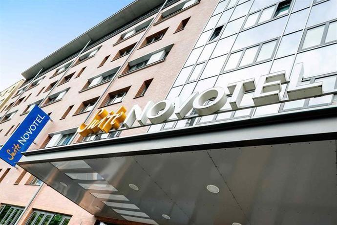 Discounthotel-Worldwide.com - Novotel Suites Berlin City Potsdamer Platz