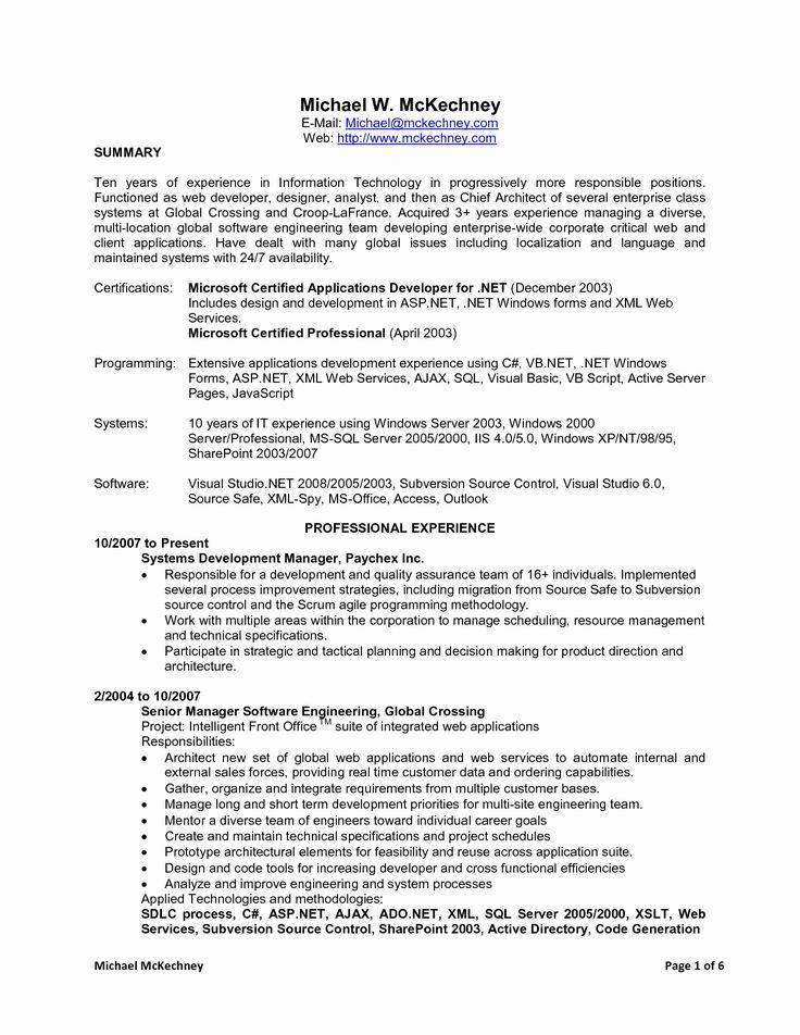 agile project manager resume fresh agile resume new