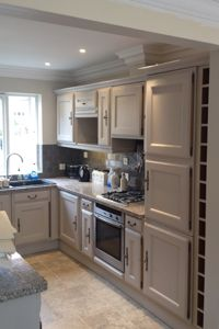 Designer Kitchen Look - Holman Specialist Paints
