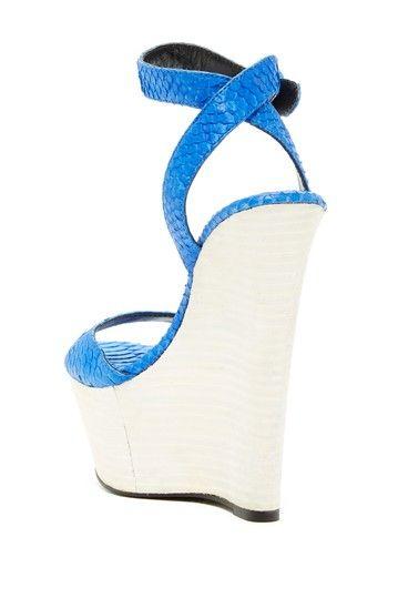 Image of Lust for Life Amp Platform Wedge Sandal