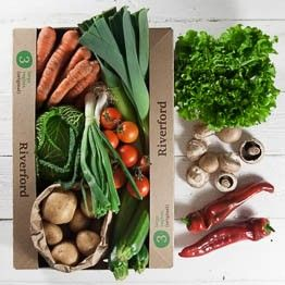 Large veg box | organic vegetable delivery from Riverford