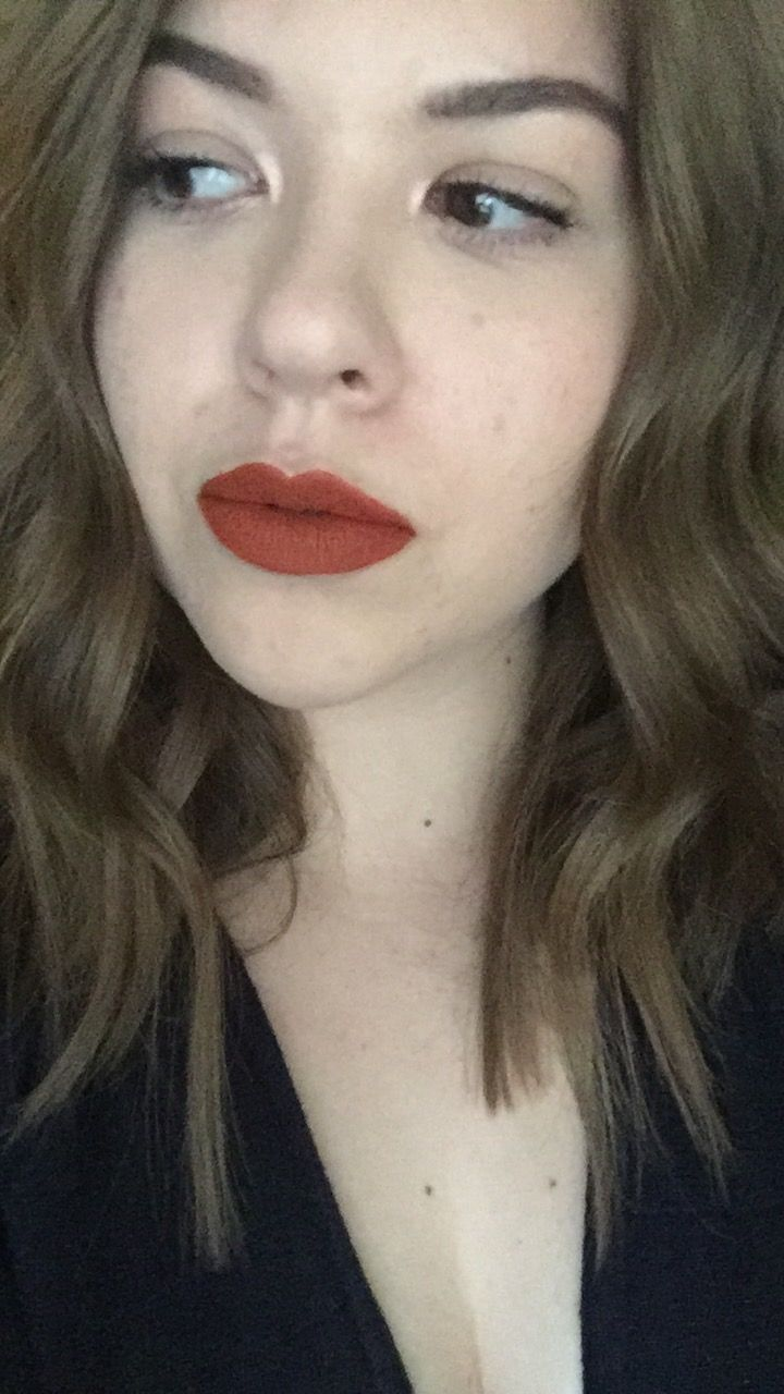 """Smashbox Always On Liquid Lip In """"Out Loud"""""""