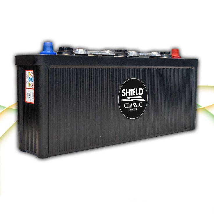 Type 280 6v Classic & Vintage Car Battery www.batterycharged.co.uk/shop/brands/shield-batteries/6v-classic-car-batteries/shield-280-6v-classic-vintage-1135095.html
