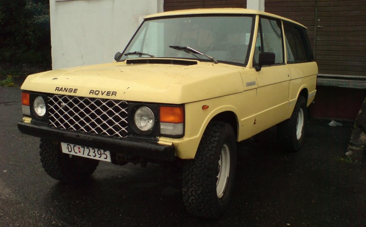 1978 two door range rover cars pinterest ranges and range rovers. Black Bedroom Furniture Sets. Home Design Ideas