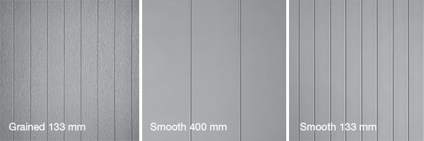 Hardie Scyon Axon cladding 400--wide smooth finish