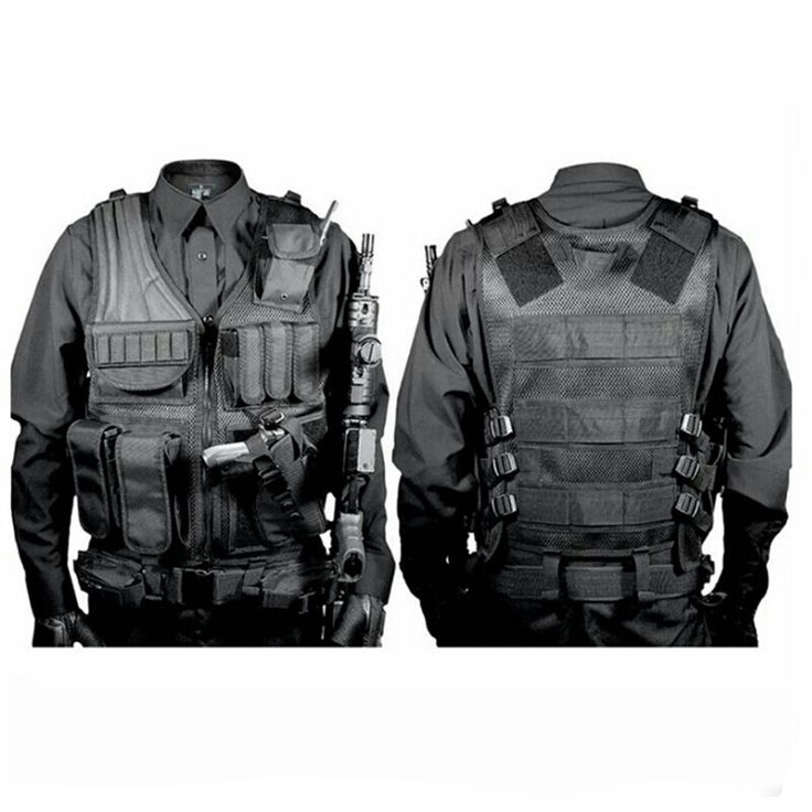 Military tactical vest price $16.00
