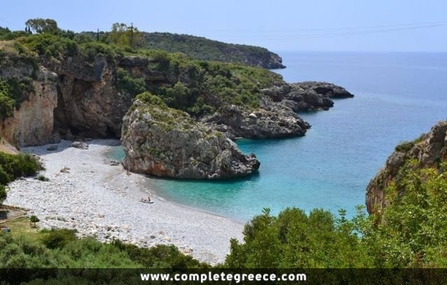 Foneas Beach - Kardamili - #Greece