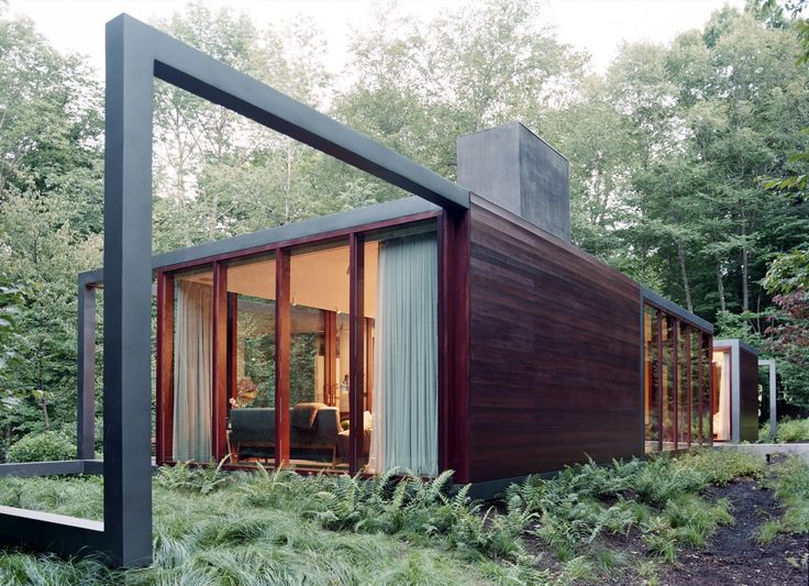 Attractive Gallery Of Dutchess County Residence   Guest House / Allied Works  Architecture   4 Idea