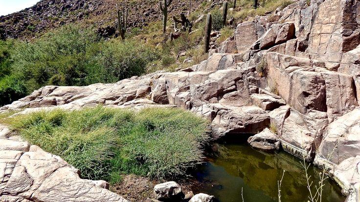 Heiroglyph Canyon
