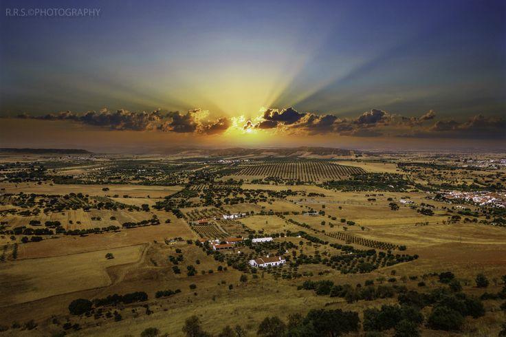 Monsaraz Sunset