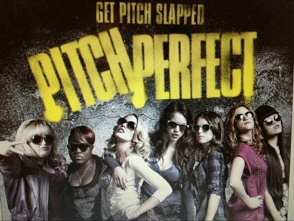 Pitch Perfect drinking game.
