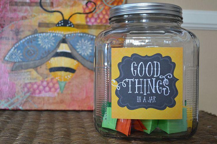 Best 25 Gratitude Jar Ideas On Pinterest Opening Prayer