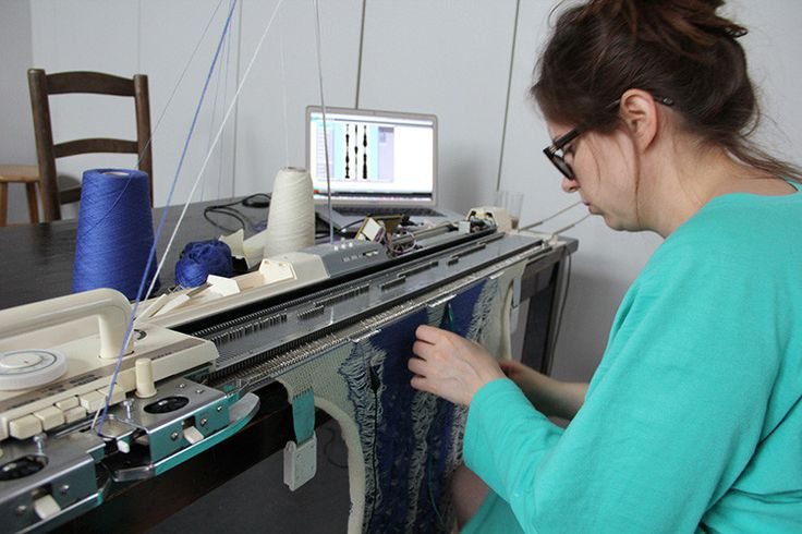 scarf maker machine