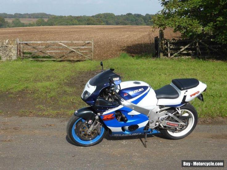1999 T Suzuki GSXR 750 X #suzuki #gsxr #forsale #unitedkingdom
