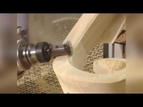 Фрезерный станок для художественной резьбы по дереву