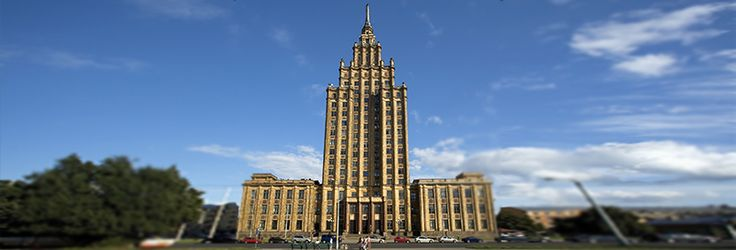 5 sites in Riga with Soviet aura | #MyWorldOfActivities