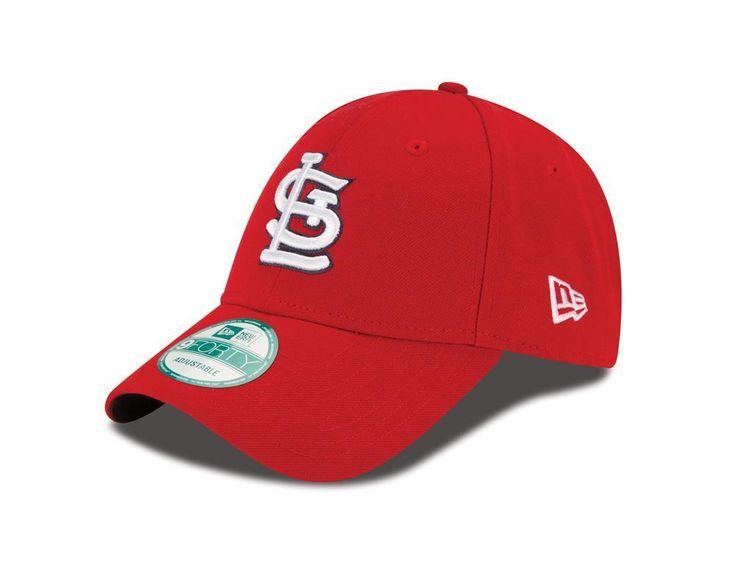Saint Louis Cardinals St. New Era Hat League 9FORTY Cap
