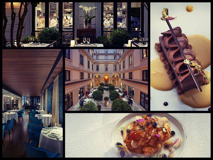Γαστρονομική πανδαισία με ιταλική φινέτσα!  Στην αυλή του ολοκαίνουργιου ξενοδοχείου Mandarin Oriental, με ανοιχτή κουζίνα και σεφ τον σπουδαίο Antonio Guida, μενού επηρεασμένο από την κουζίνα της νότιας Ιταλίας, της Τοσκάνης και της Γαλλίας, το #Seta αποτελεί μια γαστρονομική εμπειρία που κορυφώνεται με τα γλυκά του Nicola Di Lena. #ΕΚΛΕΚΤΑΑΛΛΑΝΤΙΚΑΠΑΝΤΕΡΗ #ΤΑΞΙΔΙΑΓΕΥΣΗΣ www.paderis.gr