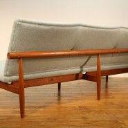 Finn Juhl Japan sofa in Abraham Moon fabric