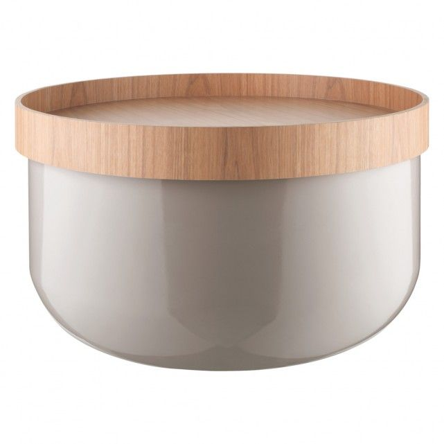 BERT Mushroom storage coffee table | Buy now at Habitat UK