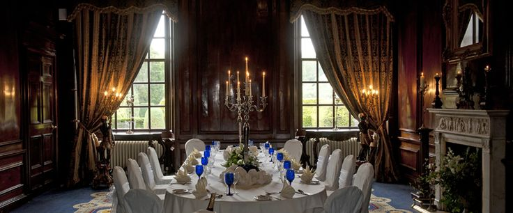 Exclusive Dining in The Walnut, Coombe Abbey Hotel