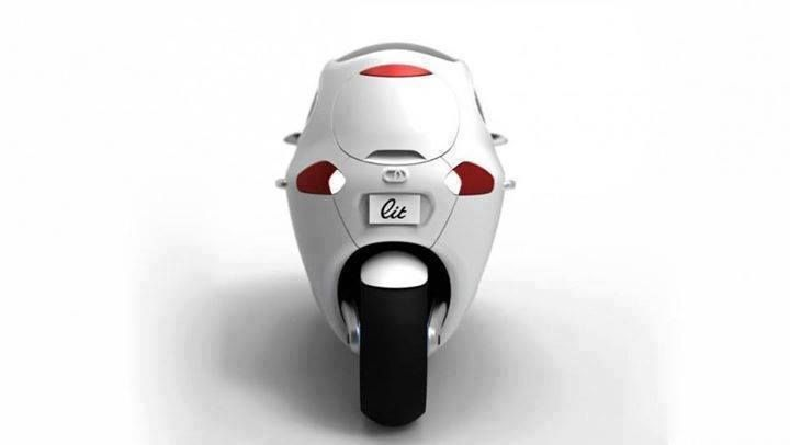 LIT Motors C1 – The Car-Like Motorcycle That Can't Fall Down