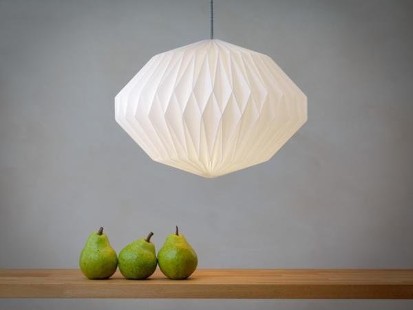 heaven-knows--clear---origami-lampshade by werkdepot-shop.de