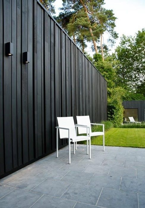 Find Out 15 Inspiring Black Outdoor Garden Design …