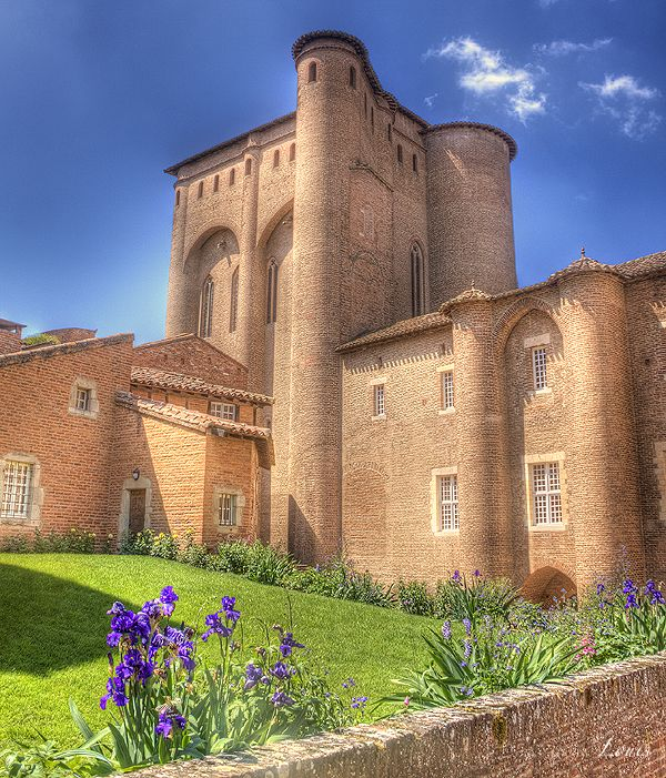 palais de berbie - albi - france by ~Louis-photos on deviantART