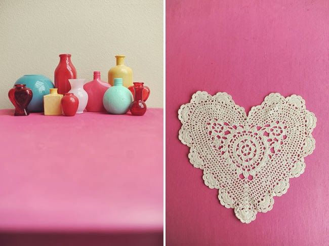 Valentine's Day Wedding - Blog Senhora Inspiração!