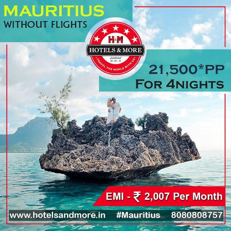 Mauritius Like never before @21,500 PP !!  Includes: - 🏡 4 nights Accommodation 🏡 🚗 Return airport transfers 🚗 🍜 Breakfast and Dinner 🍜 North Island Tour. South Island Tour. Ile Aux Cerf.  #MauritiusLikeNeverBefore #Offer #Scheme #Breakfast #Accommodation #Nights #AirPort #PickupandDrop #ReturnAirporttransfer #Offers #Schemes #Discount #Honeymoon #NewlyMarriedCouple #HoneymoonPlace #Mauritius