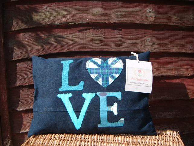 Festival LOVE Cushion, Diamond Jubilee £20.00